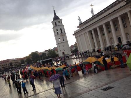 Vilnius, Lithuania (c) Renatas Norkus