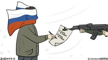 The Crimean Referendum of March 2014 (Image: RFE/RL)
