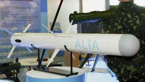 Alta missile