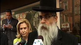 Rabbi Yaakov Dov Bleich, Oberrabbiner der Ukraine