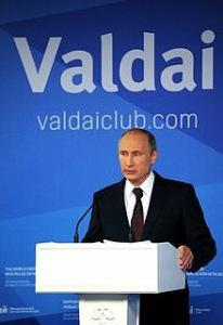 Vladimir Putin speech to Valdai Club, Sochi, Russia, October 24, 2014