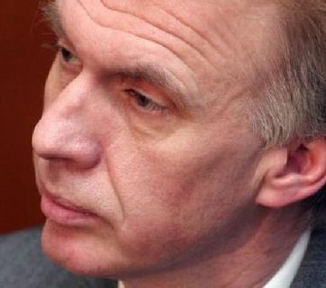 Volodymyr Ohryzko, Ukrainian foreign minister 2007 to 2009