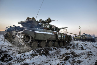 Ukrainian armor / tank