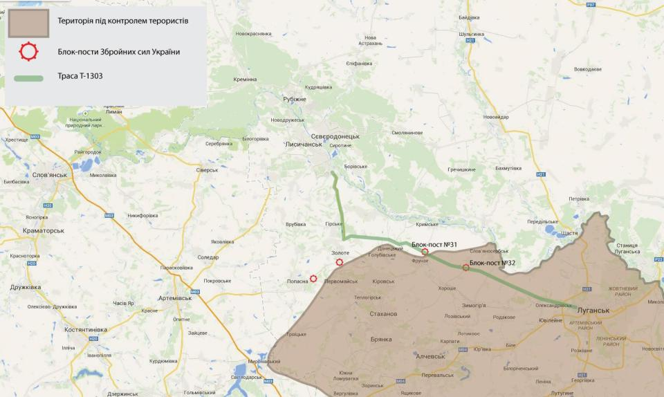 terrorist map
