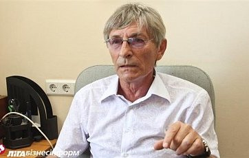 Yevhen Holovaha, deputy head of the Kyiv Institute of Sociology.