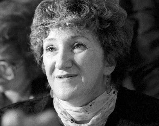 Murdered Putin critic Galina Starovoytova: 1946–1998