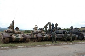 Bulgarian_T-72_and_US_M1_Abrams