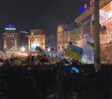 """""""Maidan"""" (2014) directed by Sergei Loznitsa"""