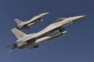 Polish F-16C-52+, more needed.