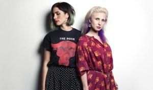 Nadezhda Tolokonnikova and Maria Alyokhina (Pussy Riot)