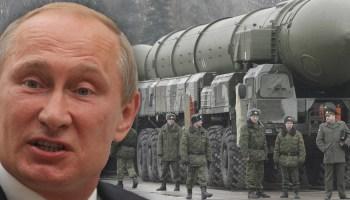 Piontkovsky: To save his regime, Putin preparing to use