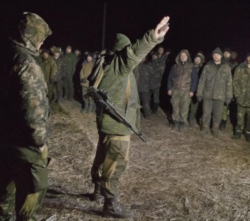 Prisoner exchange, Ukraine