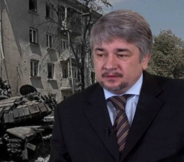 Rostislav Ishchenko, commentator for RT (formerly Russia Today), president of the Moscow Center for Systems Analysis and Prediction (Image: Novy Region 2)