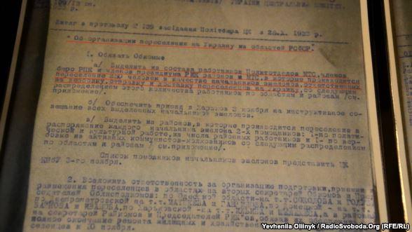 Secret decision to resettle 21,000 Russian families to Ukraine