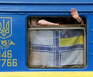Good-bye, Russia! (Image: Reuters)