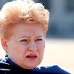 Dalia Grybauskaitė (Image: DELFI, R. Achmedovo)