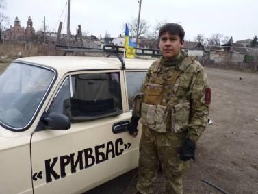 Anton Kravchenko, organizer of the Automaidan in Kryvyi Rih