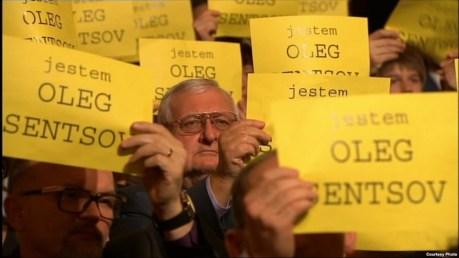 Polish filmmakers call to free Sentsov