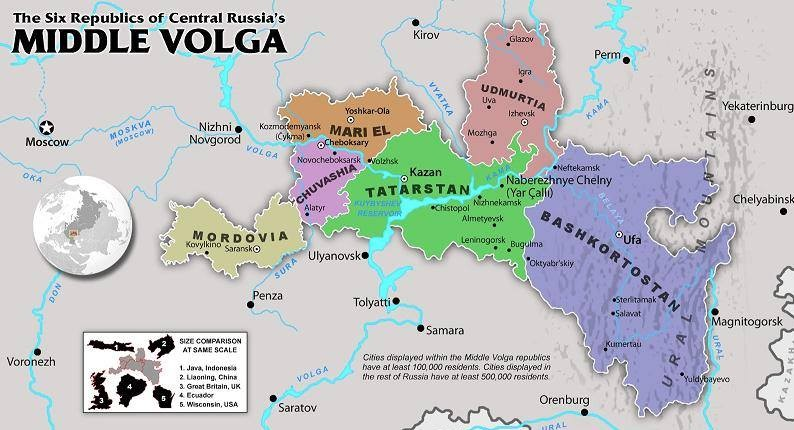 Putin's assault on Russian federalism in the Middle Volga region was a precursor to his imperial actions in Ukraine