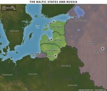 Russia and Baltic States