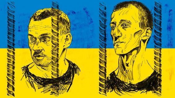 Oleh Sentsov and Oleksandr Kolchenko