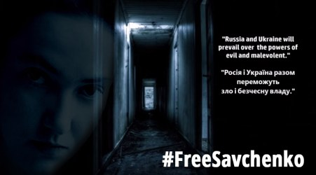 Russia and Ukriane will prevail #FreeSavchenko
