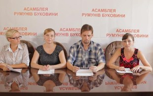 """""""Assembly of the Romanians of Bukovina"""""""