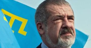 Refat Chubarov, the head of the Crimean Tatar Mejlis (Image: QHA)