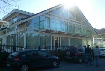 """W """"troll przetwórnie"""" pomieszczenia, w Olgino, w pobliżu Sankt Petersburga"""
