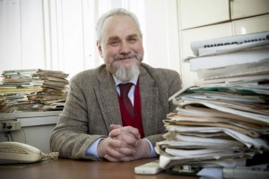 Andrey Zubov, Russian historian, theologian and political analyst (Image: Anna Artemyeva, novayagazeta.ru)
