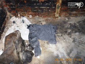 A basement in Lysychansk - one of the many in which civilians are tortured and held in prison. Photo: Coalition For Peace and Justice in Donbas