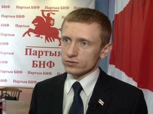 Belarusian Politician Alexei Yanukevich