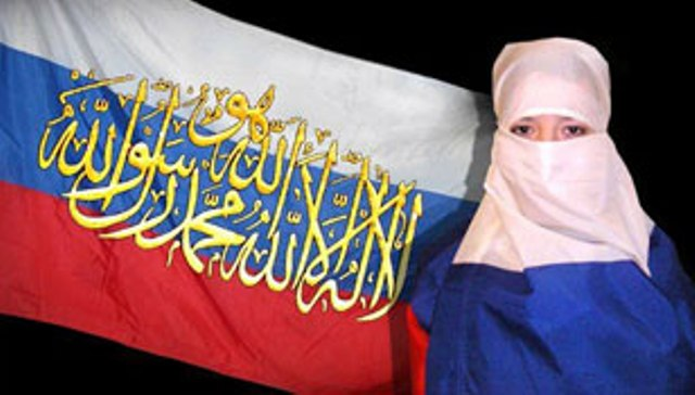Ethnic Russian Muslims - an increasing problem for Moscow ...