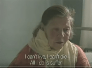"""I can't live. I can't die. All I do is suffer"" (Source: Chelyabinsk: The Most Contaminated Spot on the Planet)"