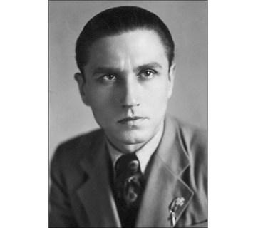 Lt.-Col. Yuriy Gorlis-Gorsky, Ukrainian independence fighter, political leader, poet, writer (1898-1946)