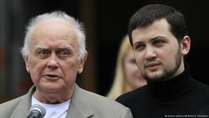 Soloshenko and Afanasyev