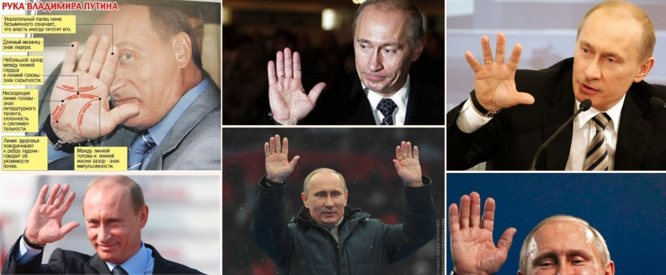 Putin doubles