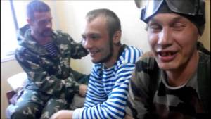 Mercenaries fighting for Moscow's hybrid military force in the Donbas come from all over Russia. In the declining economy, mercenary salaries are enticing to many. Some Ukrainians from the occupied territory also join, especially as their civilian jobs disappear following the Russian invasion, while a few mercenaries come from abroad driven by adventurism or false ideals. (Image: video screen capture)