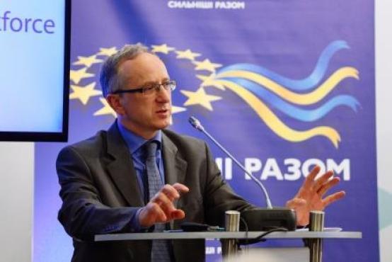 Jan Tombinski. Site: eeas.europa.eu