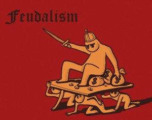 Back to Feudalism! (Image: Velica via deviantart.com)