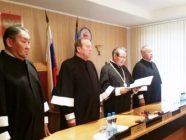 The Republic of Sakha (Yakutia) Constitutional Court reading the decision (Image: sakhalife.ru)