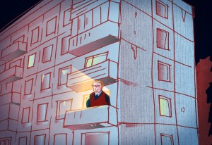 If Putin at 64 were the ordinary Russian: Living in a 24-square meter flat (Image: OpenRussia.org)