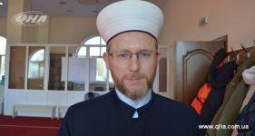 Sheikh Said Ismagilov, the mufti of the Muslim Spiritual Directorate of Ukraine (Image: qha.com.ua)