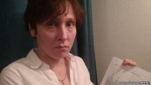 Tatyana Kolesova  (Image: RFE/RL)
