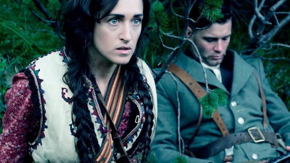 Zhyva (Alive), film based on Anna Popovych's life