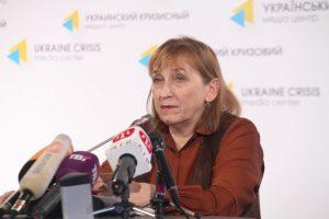 Iryna Bekeshkina (Image: uacrisis.org)