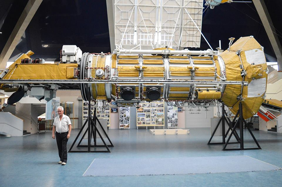 Dnipro will not let Ukraine's space glory be forgotten