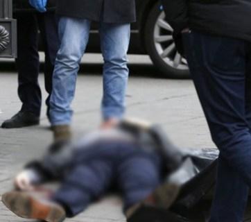 Denis Voronenkov, former member of Russian State Duma, was shot dead in the centre of Kyiv (Photo: korrespondent.net)
