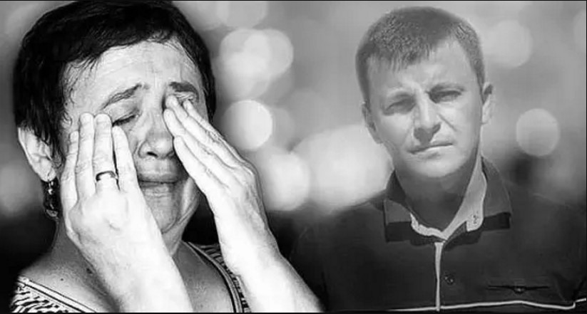 It was a year of crying and moral torture for Ervin's mother Lilya