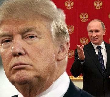 Trump and Putin (Image: rosbalt.ru)
